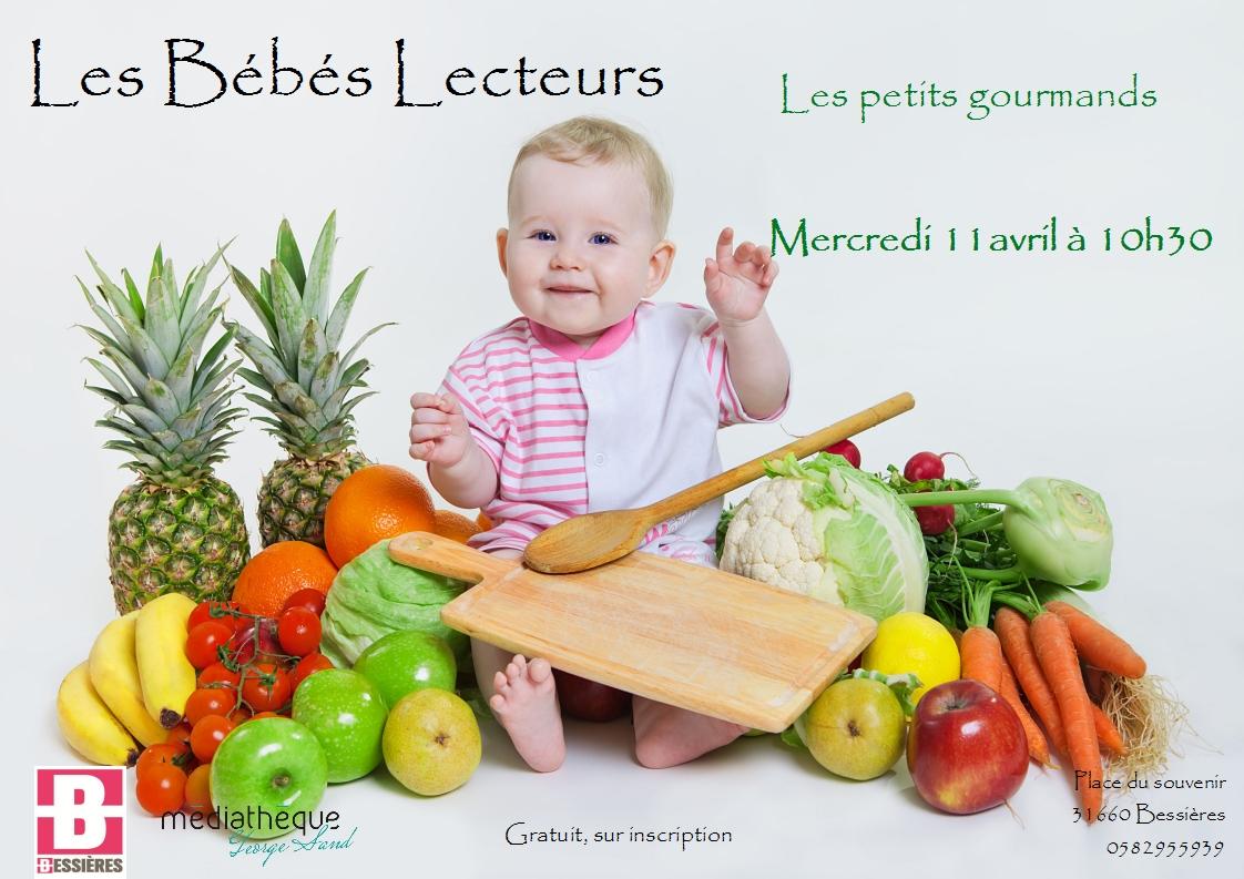 Les bébés Lecteurs se retrouvent en Avril!
