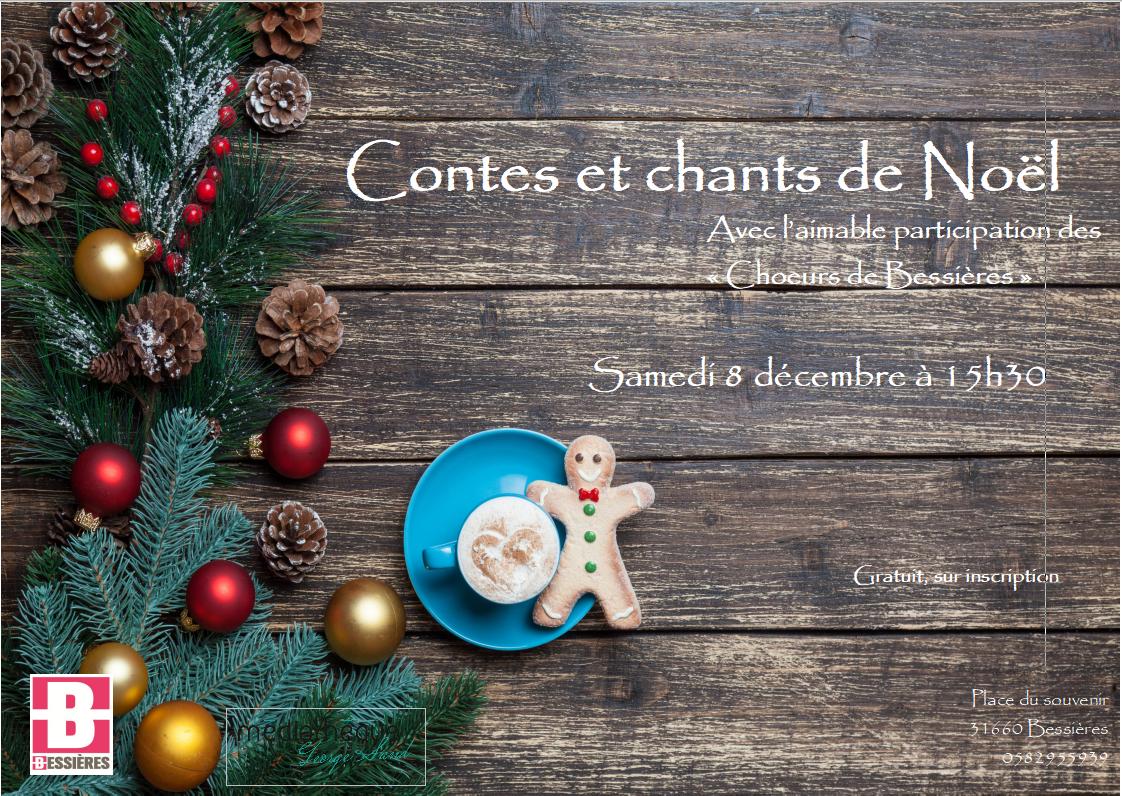 Contes et chants de Noël