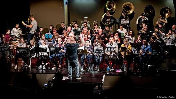 """Concert de la """"Compagnie Fanfare Class"""""""