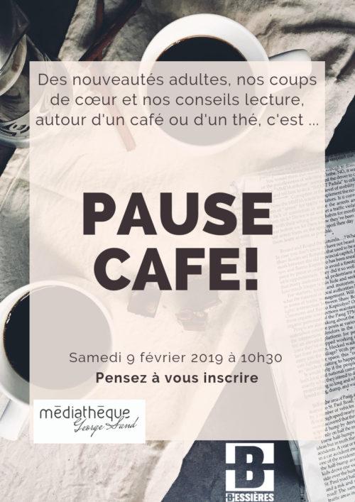 Pause café: rentrée de février 2019