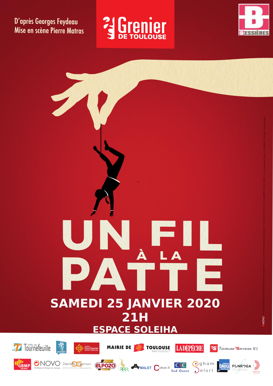 """""""UN FIL À LA PATTE"""""""