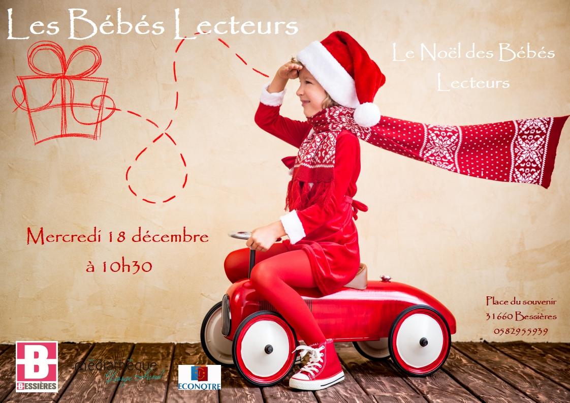 Le Noël des Bébés lecteurs