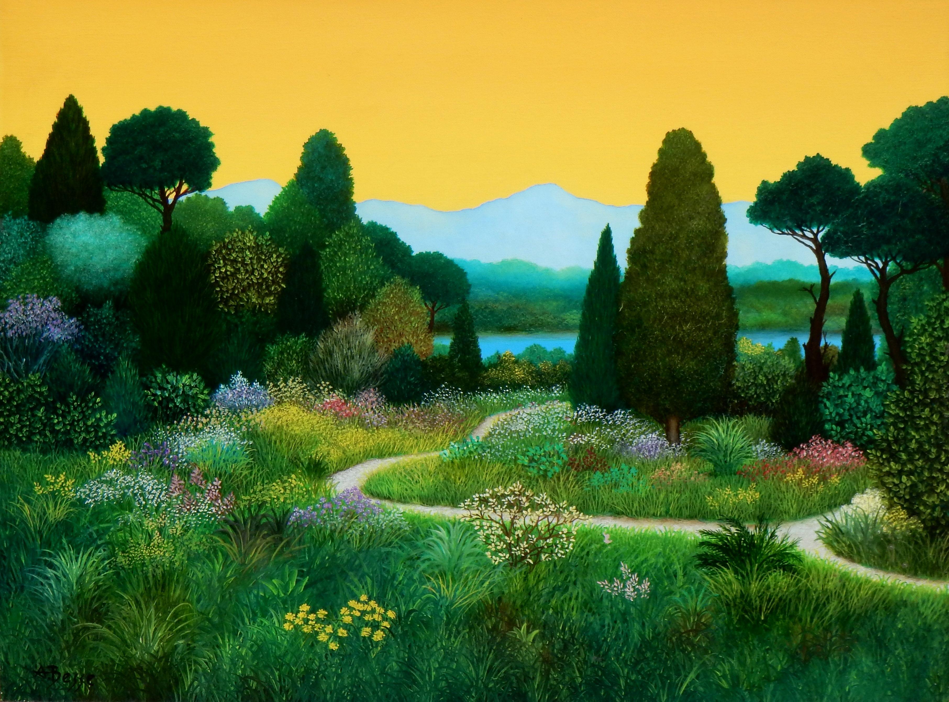ANNULE Exposition de peintures Alain Besse