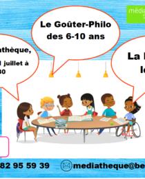 Affiche Juillet21 gouter philo